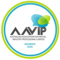 Charter Member Of Australian Association For Virtual Industry Professionals