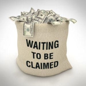 $220m in lost money waiting to be claimed