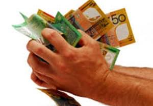 Money theft in Bowen