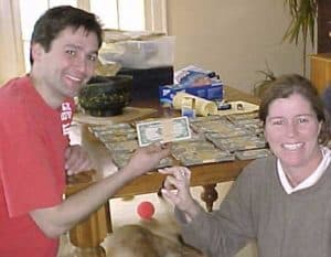 cash hidden ohio